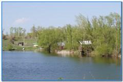 Рыбалка в мае в Оскольце.