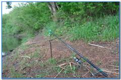 И вновь рыбалка в мае на Дону.