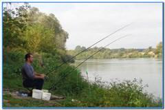 Рыбалка на Дону в сентябре.