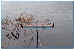 Вновь на реке Оскол в феврале.