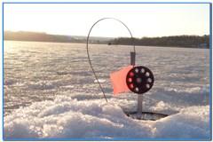 Жерлицы для зимней рыбалки.