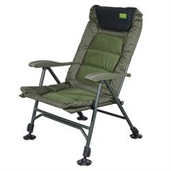 Кресло карповое Carp Pro складное с подлокотниками
