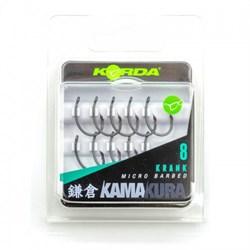 Крючки Korda Kamakura Krank