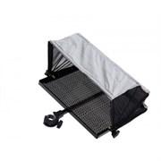 Стол с тентом и креплением к платформе Flagman Side Tray 405x335mm D-36mm