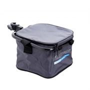 Мягкое ведро для прикормки Flagman Nylon Bait Bowl Bag D25mm