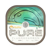 Леска Guru Pure Fluorocarbon 50м