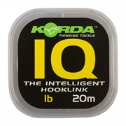 Поводковый материал Korda IQ The Intelligent Hooklink 20м